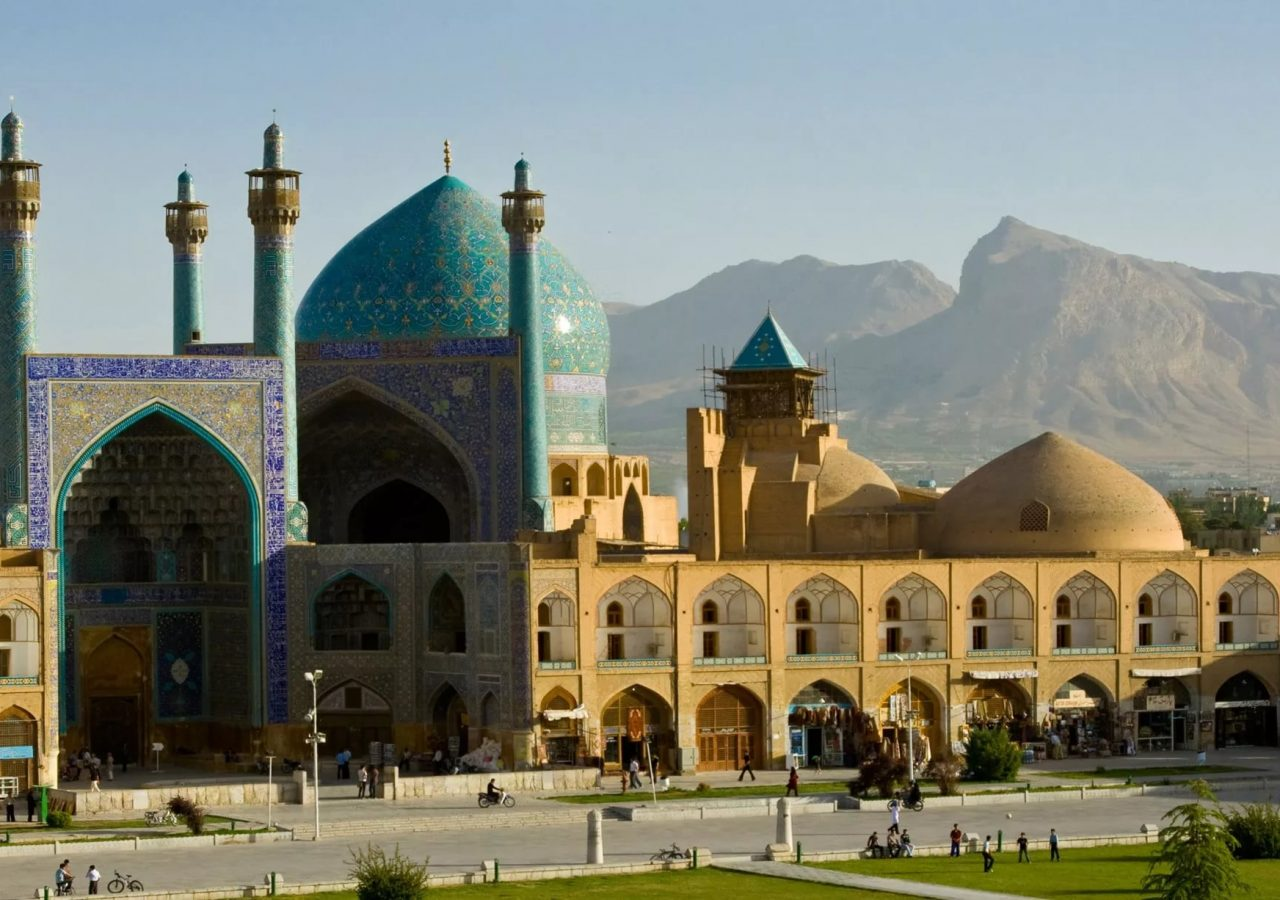 Mesquita Imam- Isfahan