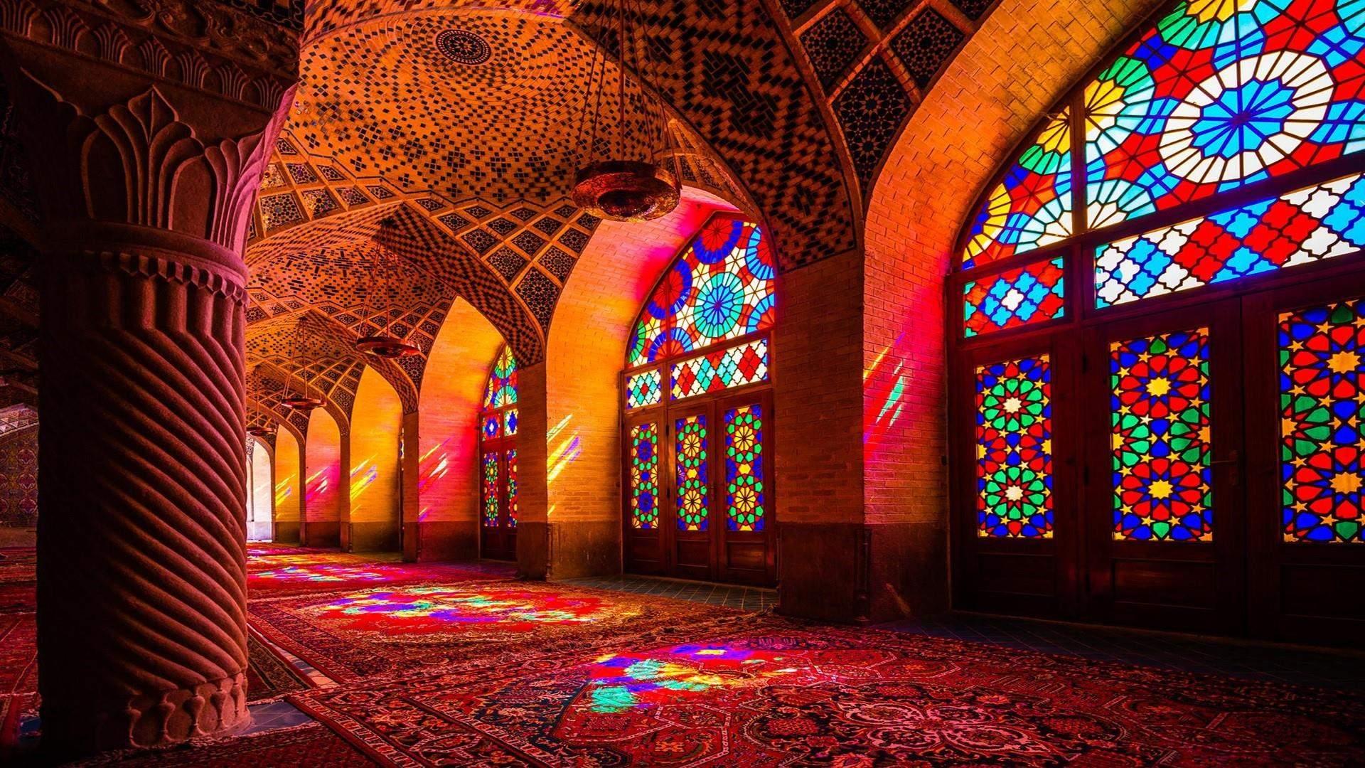 Mesquita Nasir ol-Molk- Shiraz
