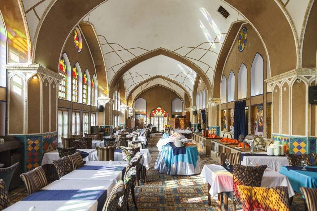 Resturante em Yazd1